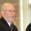 Deacon Arnold represents diocese at meeting