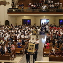 Bishop Mulvey celebrates new school year with Mass