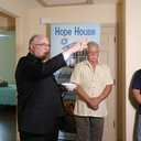 Bishop Mulvey blesses new St. Gianna Molla Home