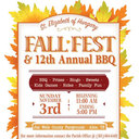 The St. Elizabeth of Hungary Parish 12th Annual Fall Fest BBQ