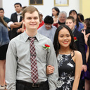 St. John Paul II students take Special Hearts to the prom