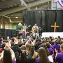 Seismic worship and fun at the Middle School Youth Spectacular
