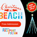 Sacred Heart Catholic School joins Rockport Christmas On the Beach Drive Through Light Display