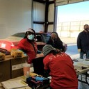 Catholic Charities and helpers give out 2,600 meals and 1,000 toys during COVID Christmas season
