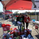 Thanks to a host of volunteers and donors, children and families receive presents and more