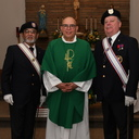 Celebration of Fourth Degree Knights Exemplification at St. George