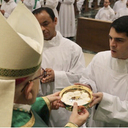 Pendleton installed as acolyte