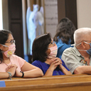 Parishioners return to Mass with passionate hearts and cautious minds amid pandemic