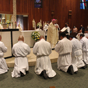 New class admitted to candidacy for the permanent diaconate