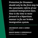 USCCB Migration Chairman on Executive Orders Addressing Immigration