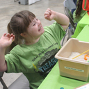 Vacation Bible Day for children with disabilities and their siblings
