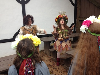 IWA High School students place at Texas Renaissance Festival