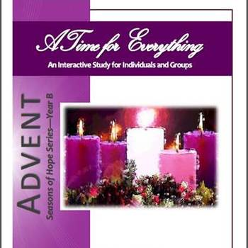 Diocese offers&nbsp; <div>  'Advent Study Guide' </div>