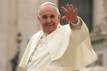 Lots of high fives: Philly celebrates announcement of Pope's visit