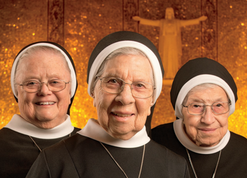 Annual collection benefits 35,000 sisters, brothers, priests in religious orders