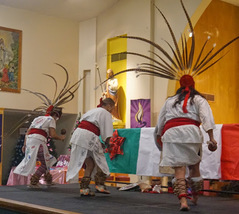 Holy Family holds annual homenaje to Our Lady of Guadalupe