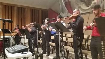 St. Joseph celebrates with Mariachi Mass and concert in honor of Our Lady of Guadalupe