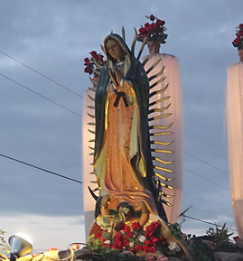 Our Lady of Guadalupe brings parishes together in celebration