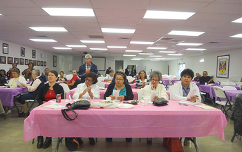 St. Martin of Tours hosted Advent retreat