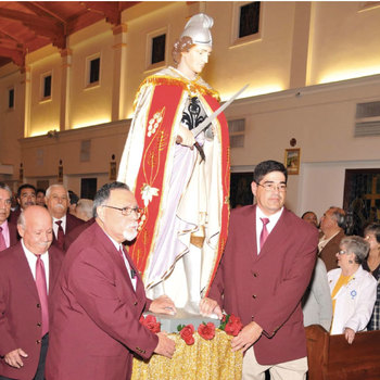 St. Martin of Tours:  <span>One-hundred years of faith, family and community</span>