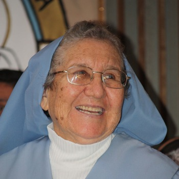 Sister Celia honored on her 50th Anniversary of consecrated life