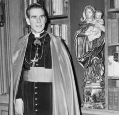 Archbishop Sheen's sainthood cause suspended indefinitely