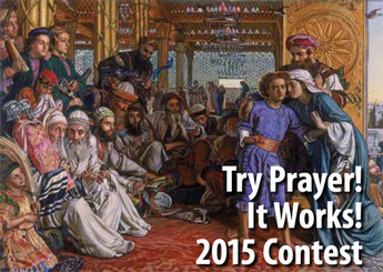 Entries sought for Family Rosary's 2015 'Try prayer! It works!' Contest