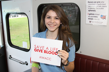 IWA Hosts Coastal Bend Blood Drive