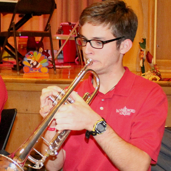IWA senior is first high school student selected to perform in orchestra at local festival