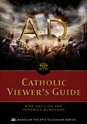 Catholic Viewer's Guide will be available for NBC Bible series