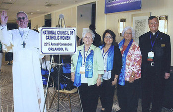 700 attend 95th Anniversary Convention of National Council of Catholic Women