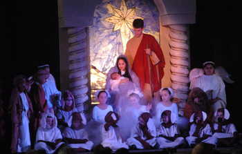 The Joy of Christmas! returns to Corpus Christi Cathedral