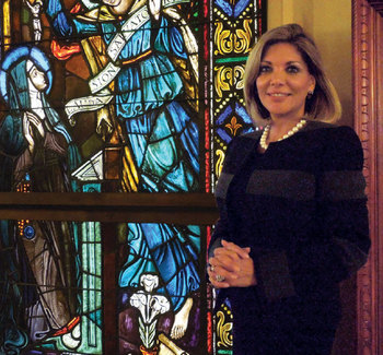 Speakers emphasize justice and mercy