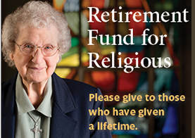 Annual collection benefits local sisters, brothers, priests in religious orders
