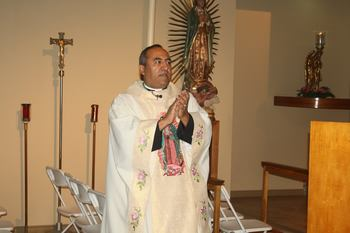 Alice parishes celebrate Feast of Our Lady of Guadalupe