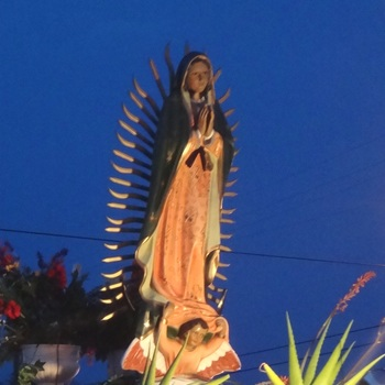 Kingsville Catholics celebrate Our Lady of Guadalupe