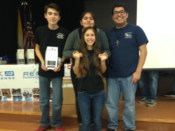 St. John Paul II students qualify for State Robotics Competition