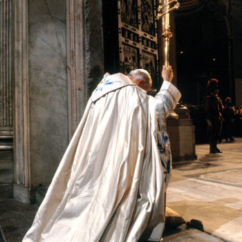 Tear down this wall: Holy Year calls for human barriers to tumble down