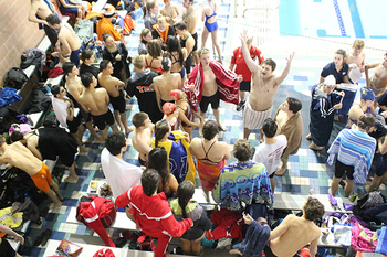 IWA High School Level to compete at TAPPS State Swim Championships