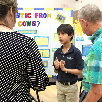 School announces Science Fair winners