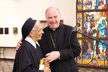 Jubilarians honored on the World Day for Consecrated Life