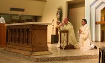 Our Lady of Guadalupe gets new altar