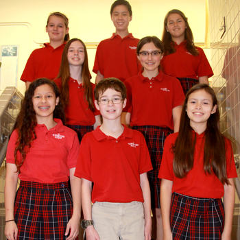 Middle level students advance to state academic meet