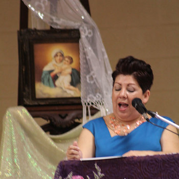 Conference encourages women to live their faith as Mary did