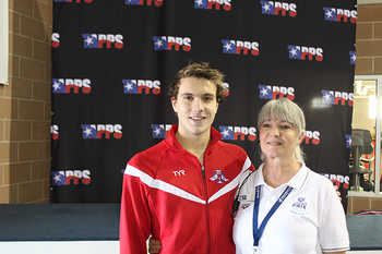 Anaya earns medals at TAPPS state Swim Championships