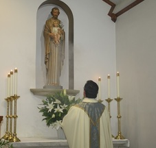 St. Joseph in Alice celebrates patron's day