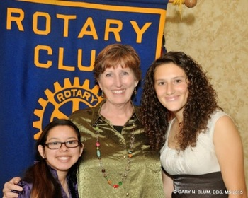 Students participate in local Rotary Club Speech Contest