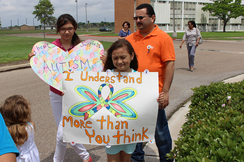 Autism Awareness Month celebrated at St. John Paul II