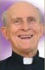 Msgr. Rowsome, longtime priest in Diocese of Corpus Christi dies in one-car accident