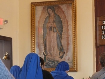 Summer course for Spanish speaking religious sisters at Pax Christi retreat center